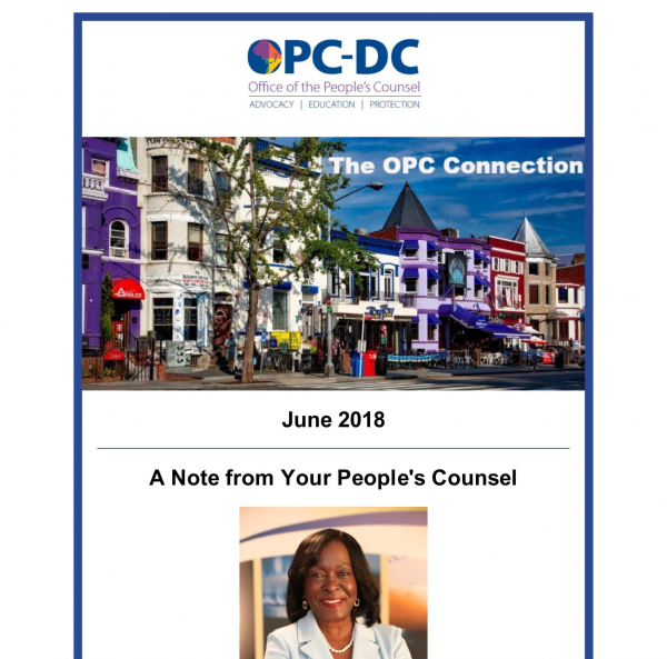 The OPC CONNECTION - June 2018